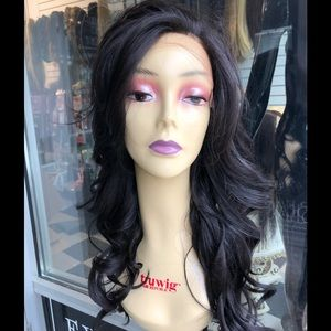 Accessories - Wig Alopecia  Chemo Hairloss fullcap Long curly